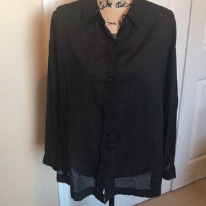 Loft button down shirt